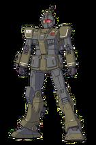 RGM-79SC GM Sniper Custom - MSD