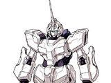"RX-04 Gundam Unicorn 04 ""Pegasus"""