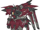 NAF1-X122 Eternal Ragnarok Gundam