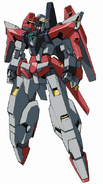 Gundam AGE-3 Black Comet Orbital