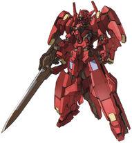 GNY-001Fhs-A01D Gundam Avalanche Astraea Type F`