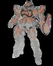 EB-00VS Schwalbe Shenlong Gundam