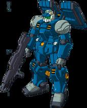 Guncannon Aqua (ONA) - Front