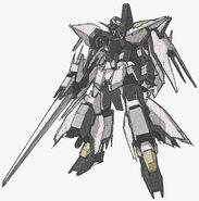 Gundam AGE-3 Black Comet Graft