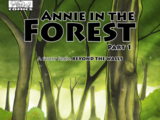 Annie in the Forest