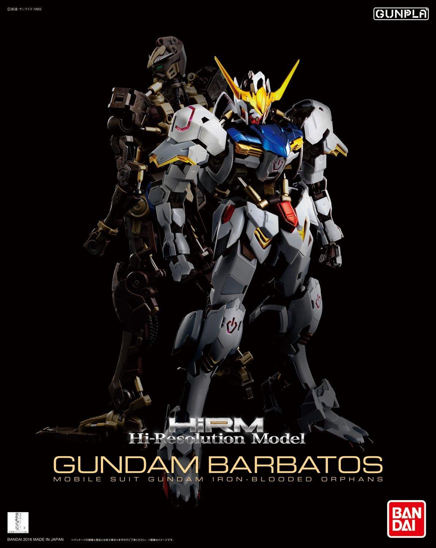 Gundam Barbatos GUNPLA HG High Grade 1//144 Gundam Iron-Blooded Orphans BANDAI