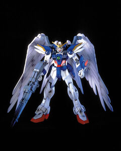 1 144 Wing Gundam Zero Custom