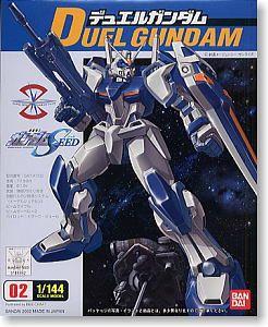 1 144 Duel Gundam boxart
