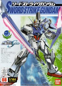 1-144-Sword-Strike-Gundam-boxart