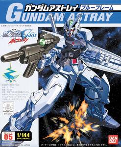 1 144 Gundam Astray Blue Frame boxart