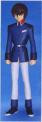 1 20 Kira Yamato figurine (Aile Strike)