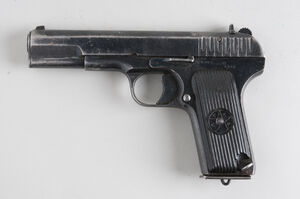 TT-33pistol