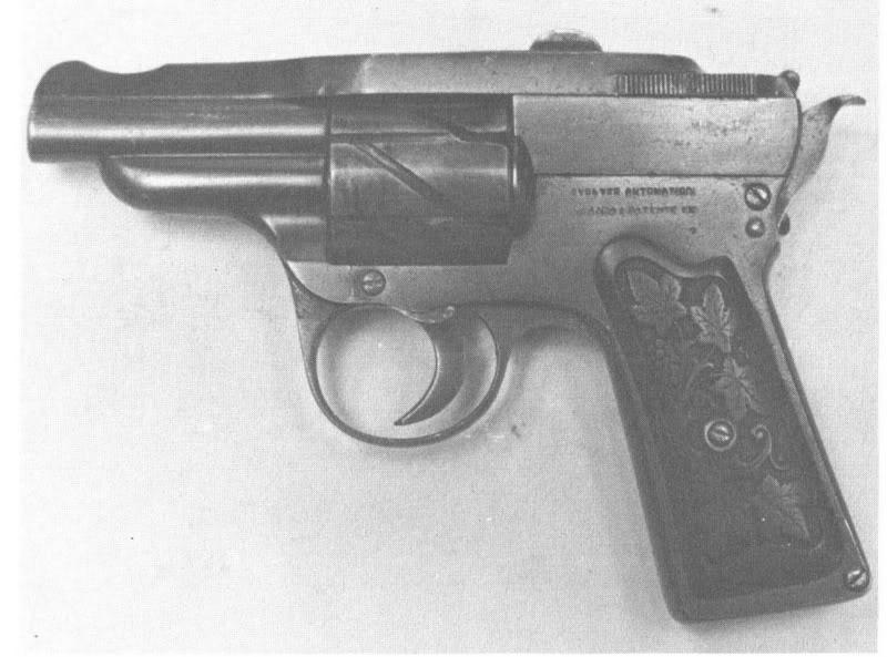 revolver gun wiki fandom powered by wikia