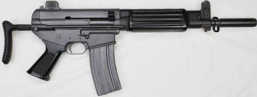 Image - 500px-Carbine Daewoo K1.jpg | Gun Wiki | FANDOM powered by