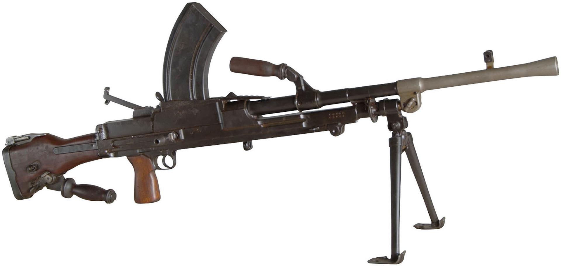Image result for ww2 bren light machine gun