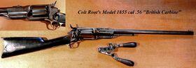 Colt Revolving Rifle 2