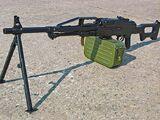 Pecheneg machine gun