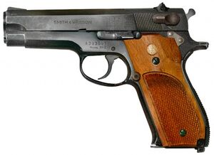 400px-Smith-&-Wesson-39-2Side