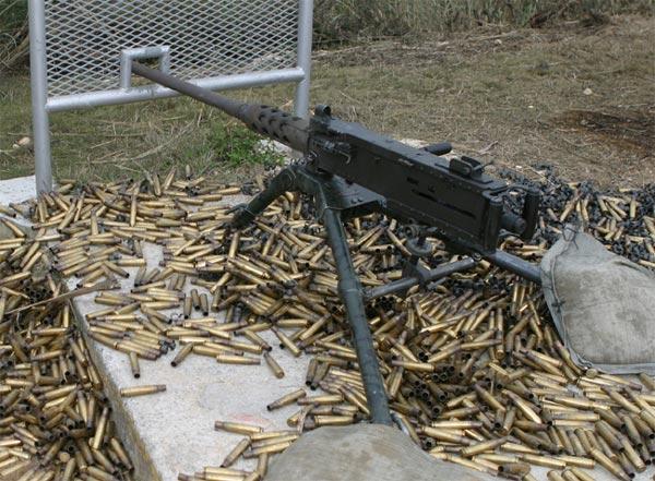 images of machine gun