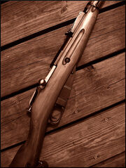 Mosin nagant bolt-action rifle
