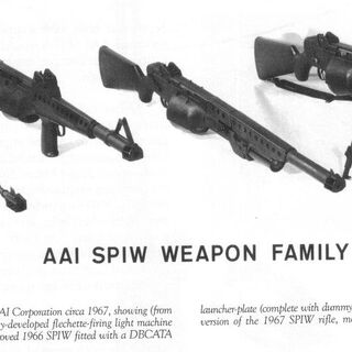 Third-generation SPIW family