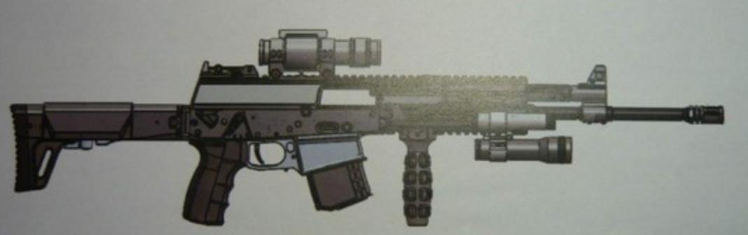 Ak 12 Gun Wiki Fandom Powered By Wikia