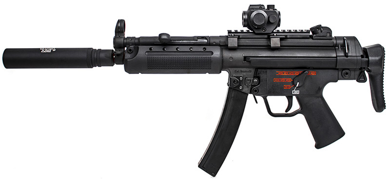 Genuine H/&K MP5 Forend