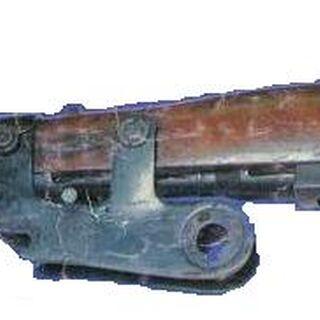 Fedorov mounted MG.