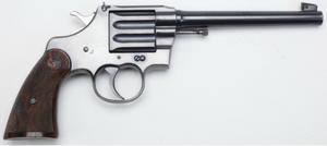 Colt Camp Perry pistol