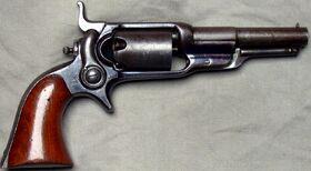 Colt Root Revolver Model 1855
