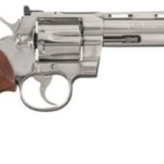 Colt Python (Stainless Steal)