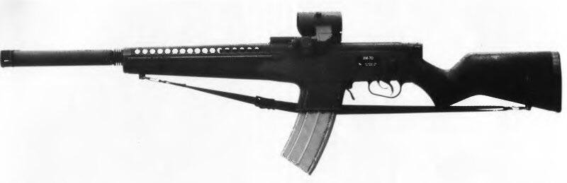 AAI XM70