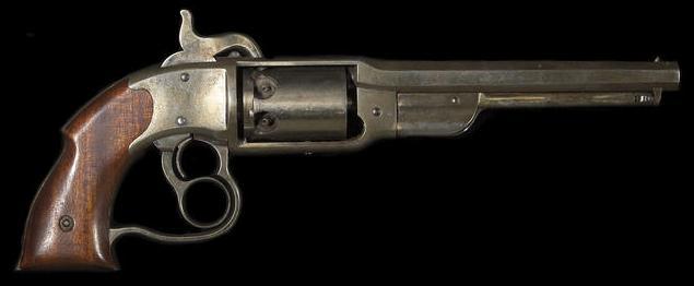 Savage & North Percussion Revolver | Gun Wiki | FANDOM powered by Wikia