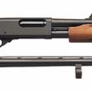 Model 870, with an extra 28-inch <a href=