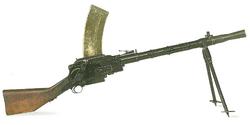 Madsen gun