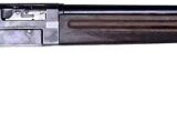 Walther automatic shotgun