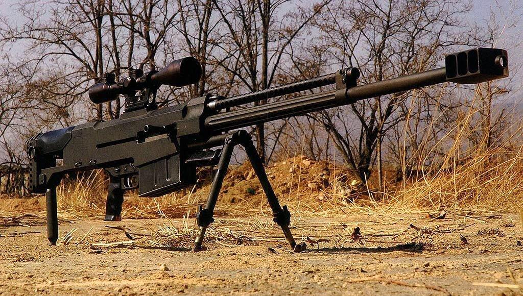 Resultado de imagen para M99 rifle