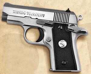 Colt 380 mustang
