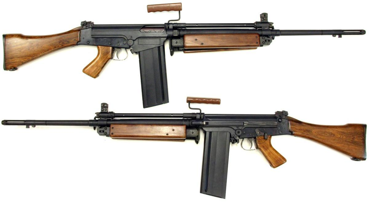L1A1 Self-Loading Rifle – You Will Shoot Your Eye Out