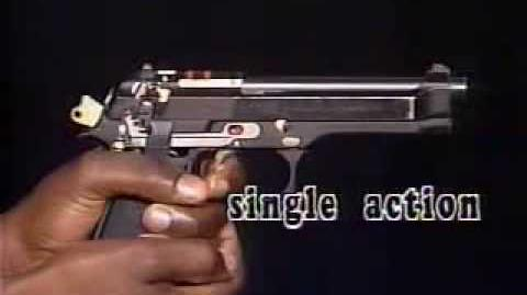 U.S Army Beretta M9 Function Training Video