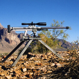 Maadi-Griffin M89 on a tripod made by Maadi-Griffin Co.
