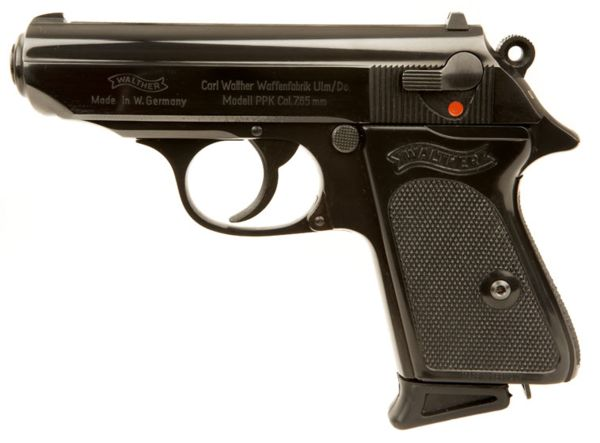 walther ppk gun wiki fandom powered by wikia rh guns wikia com Walther PPK 32 Ammo Magazines Walther MK 4 32ACP
