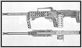 Belt-fed Shotgun