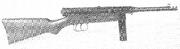 Beretta Model 38-42 Early model