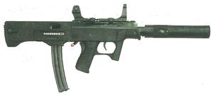 Jianshe 9mm