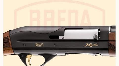 SHOTGUN REVIEW Breda Xanthos and Chiron 12 Gauge Semi Auto