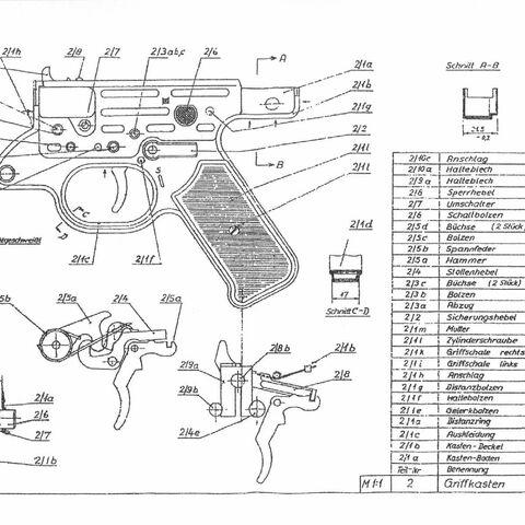 Trigger schematics