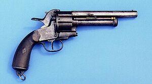 Revolver-gun