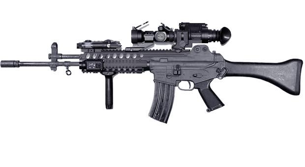 daewoo k2 gun wiki fandom powered by wikia rh guns wikia com Daewoo Assault Rifle Daewoo Rifle Review
