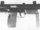 Métral submachine gun